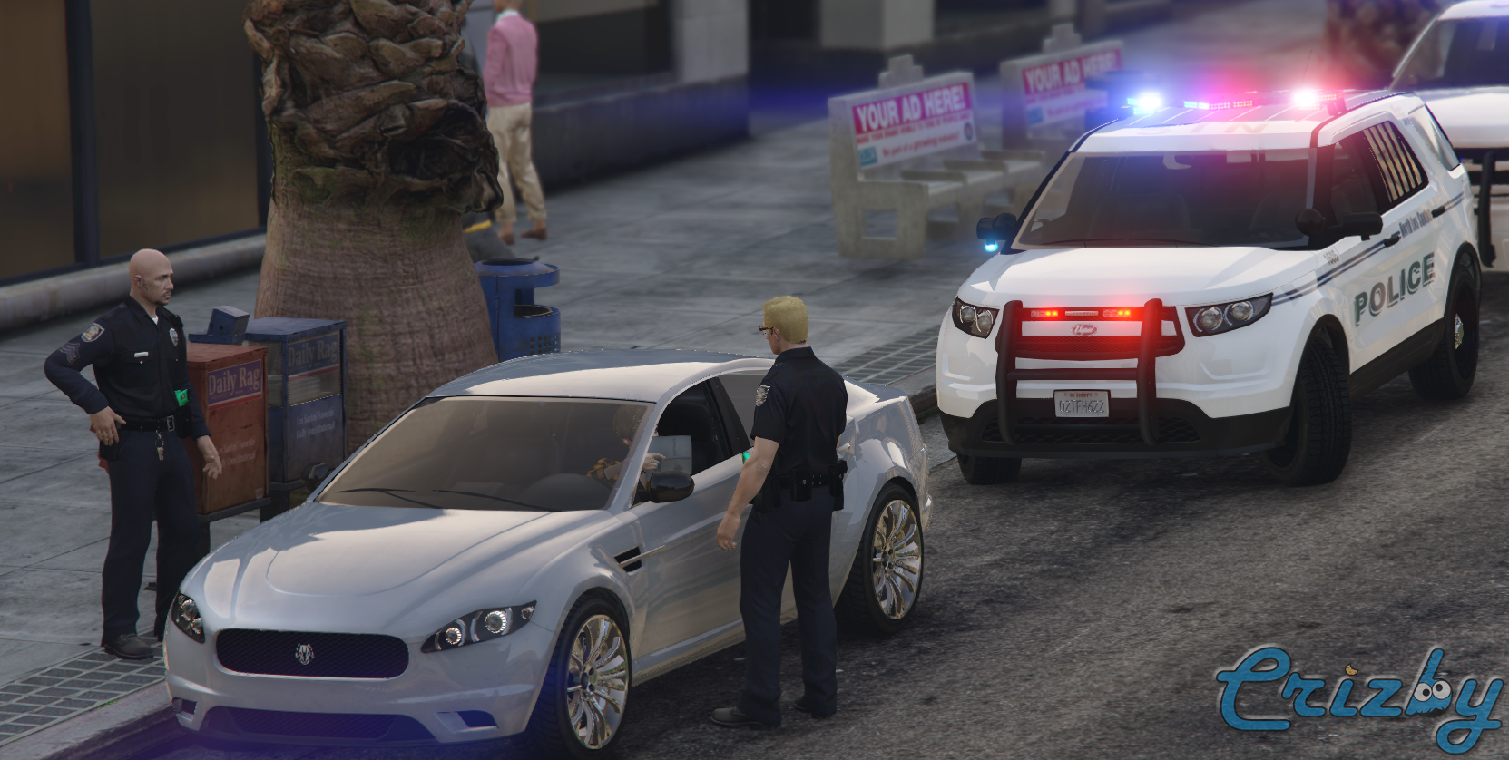 NLSPD Collecting Revenue