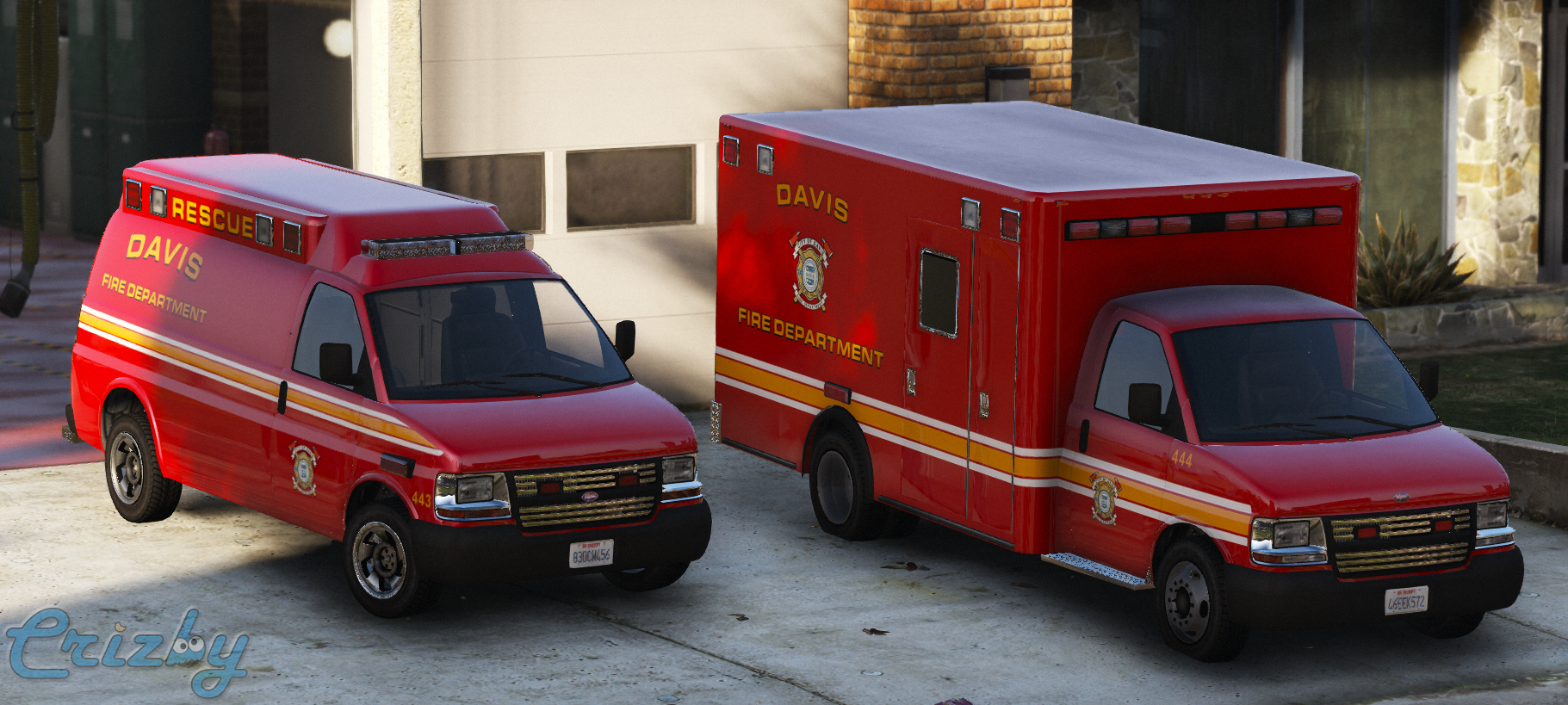 DFD EMS