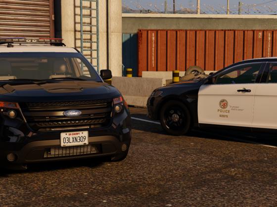 (WIP) 2014 Fpiu and 2016 Fpis LAPD Vehicles