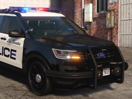 Beverly Hills Based 2016 Ford Explorer