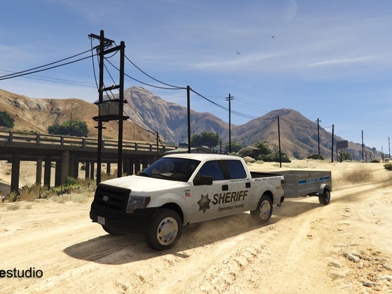 2014 Ford F-150 Special Service Vehicle