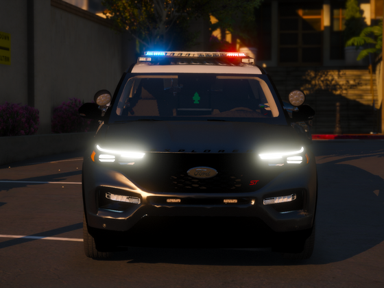 | LAPD 2020 Explorer '20 |