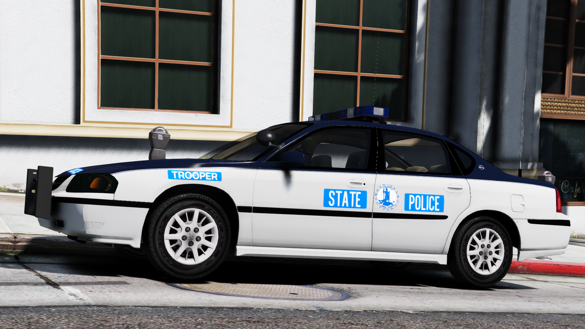 2001 Chevy Impala 9C1- Virginia State Police