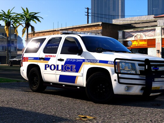 Los Santos Police | Based on Orlando PD