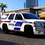 Los Santos Police | Based on Orlando PD
