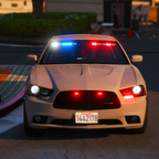 | LAPD CHARGER '14 UNMARKED |