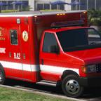 DPFD Rescue Ambulance