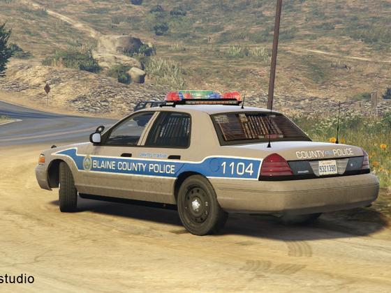 Blaine County Police
