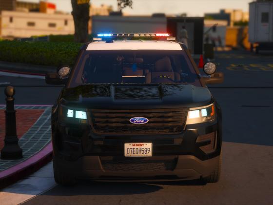 | LAPD Explorer '16 |