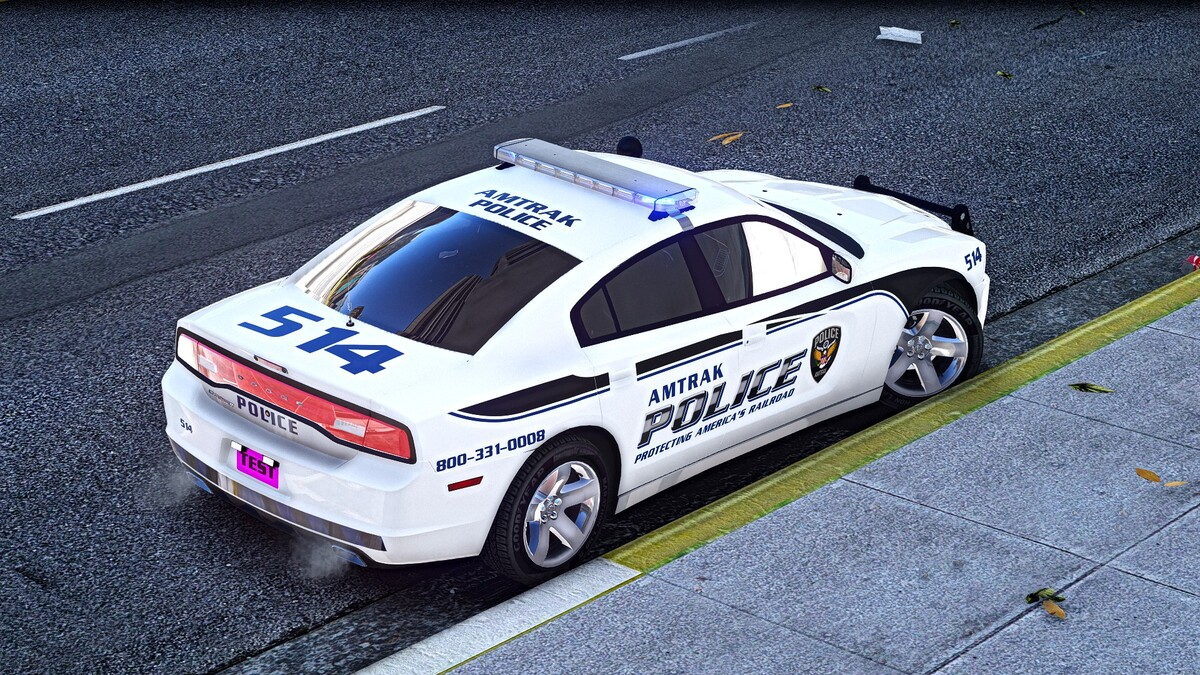 Amtrak Police