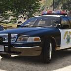 1998 Ford Crown Victoria P71- California Highway Patrol