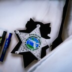 HCSO OLD is in Los County Badge!