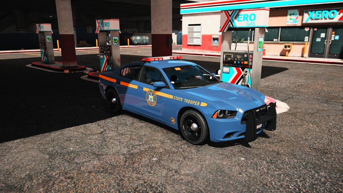 New York State Police - Modding Forum