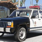 1993 Jeep Cherokee SSP- Los Angeles Police Dept.