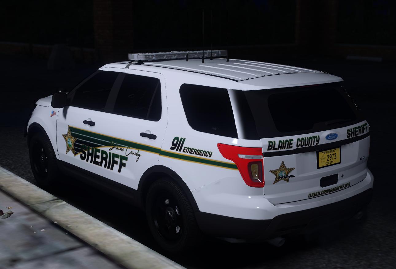 Sheriff Utility
