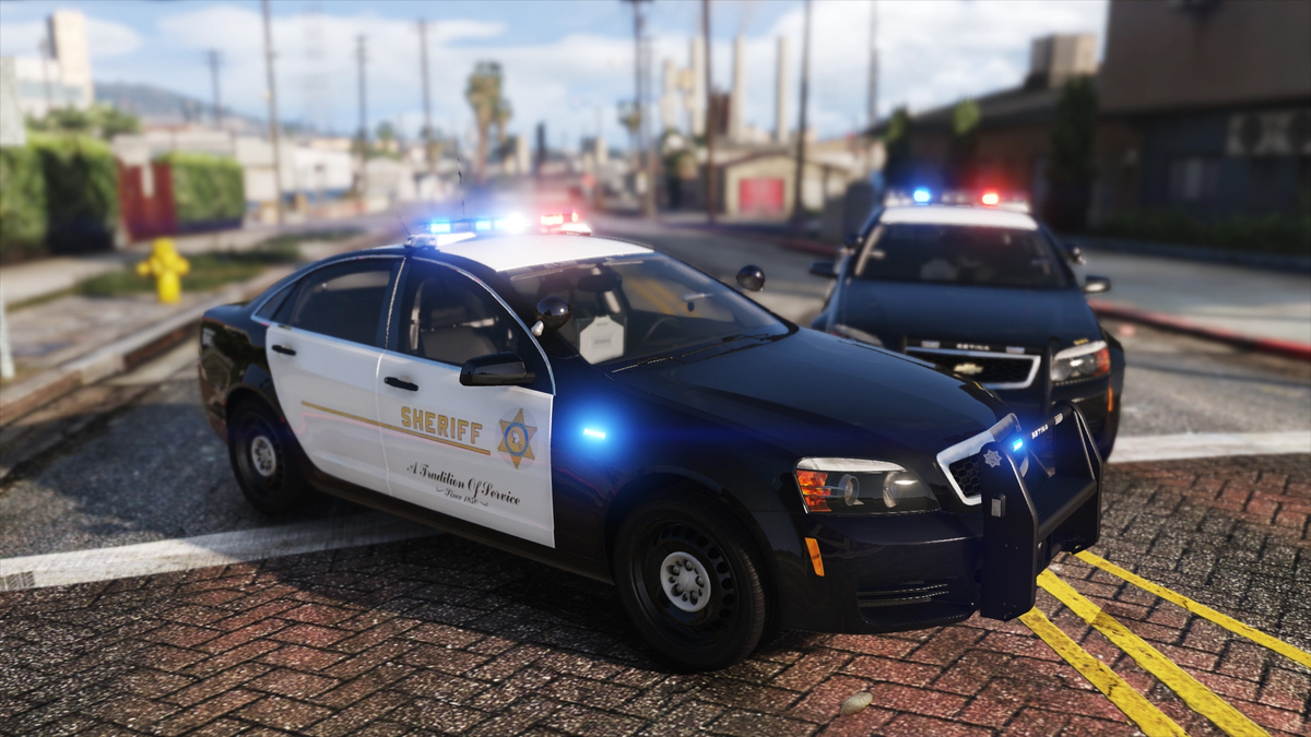 All Chevy chevy caprice 2013 : 2013 Chevrolet Caprice - Los Santos County Sheriff's Department ...