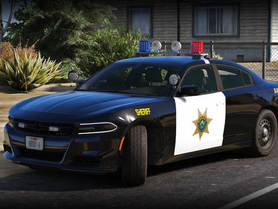 [WIP] Blaine County Sheriff