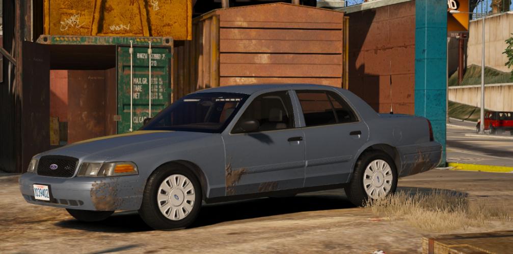 dirty Detective CVPI <3