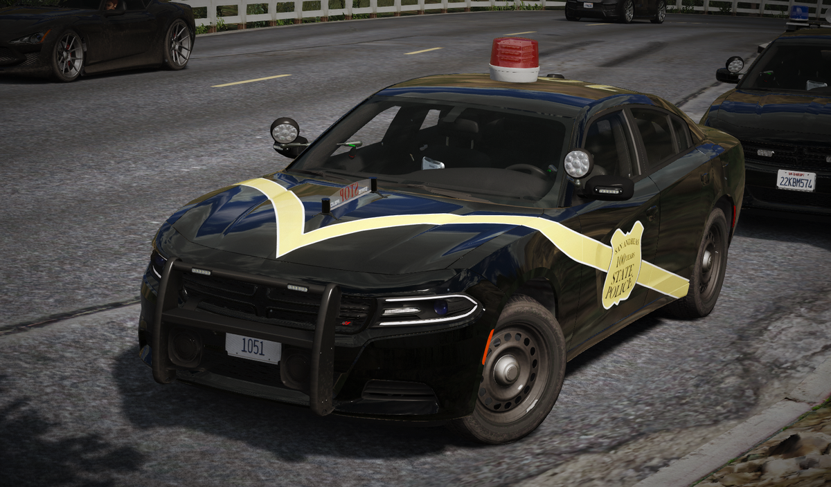[WIP] San Andreas State Police