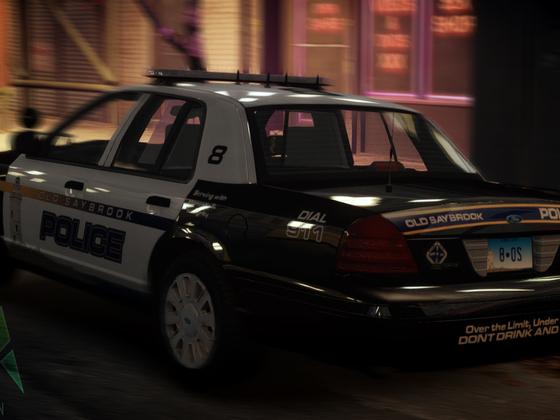 Old Saybrook Police