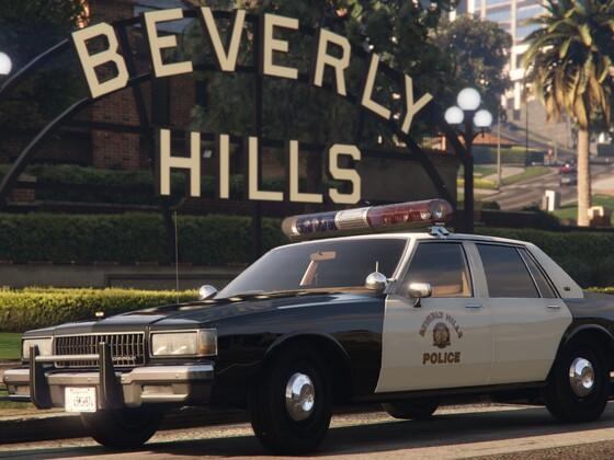 Beverly Hills Cop(car)