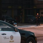 Arresting a homicide suspect