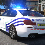 2012 BMW M5 - Lokale Politie (Local Police)