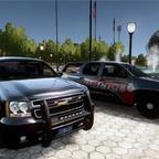 2008 Chevrolet Tahoe PPV Slicktop- Liberty City Police Department.
