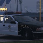 1995 Chevy Caprice 9C1- Los Angeles Police Dept.