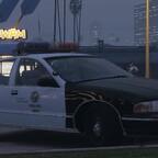 1995 Chevy Caprice 9C1- Los Angeles Police Dept.