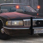 1994 Chevy Caprice 9C1- California Highway Patrol