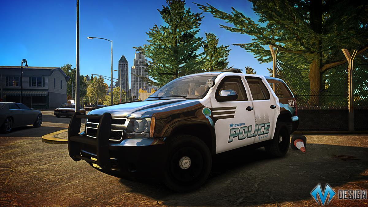 Shawano Police Department