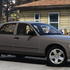 Civilian Crown Victoria