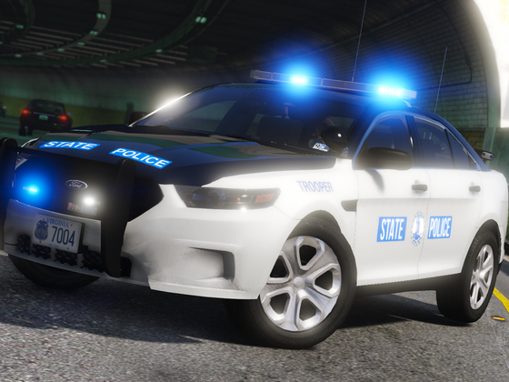 2014 Ford Taurus PI- Virginia State Police