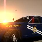 Nevada Highway Patrol 2011 Slicktop Crown Victoria Interceptor