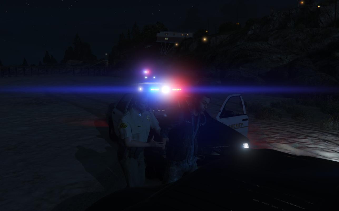 Arresting a suspect