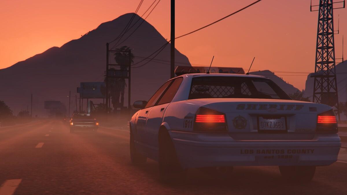County Patrol