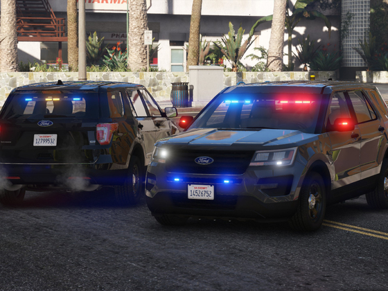 2016 FPIU - LSPD Unmarked