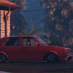 Volkswagen Citi golf, work in progress