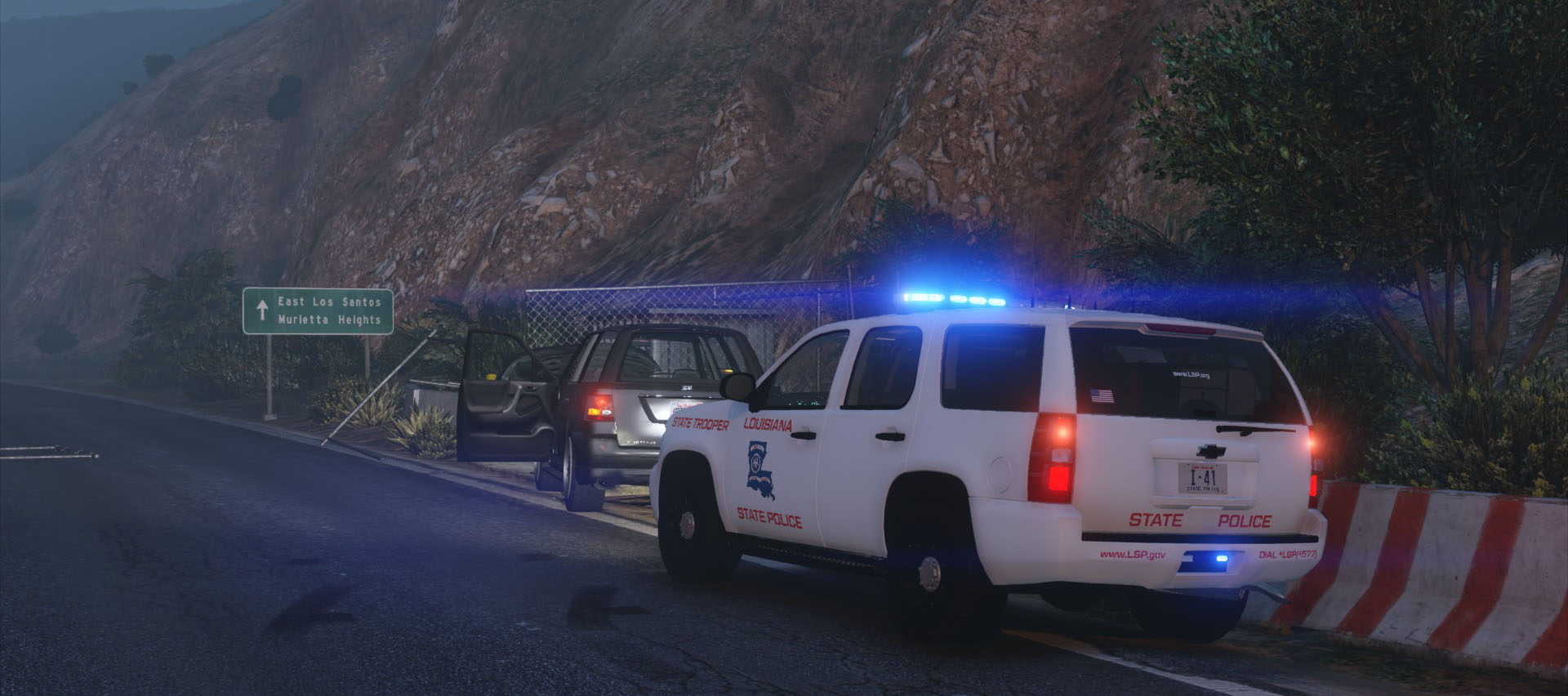Louisiana State Police - 2013 Tahoe