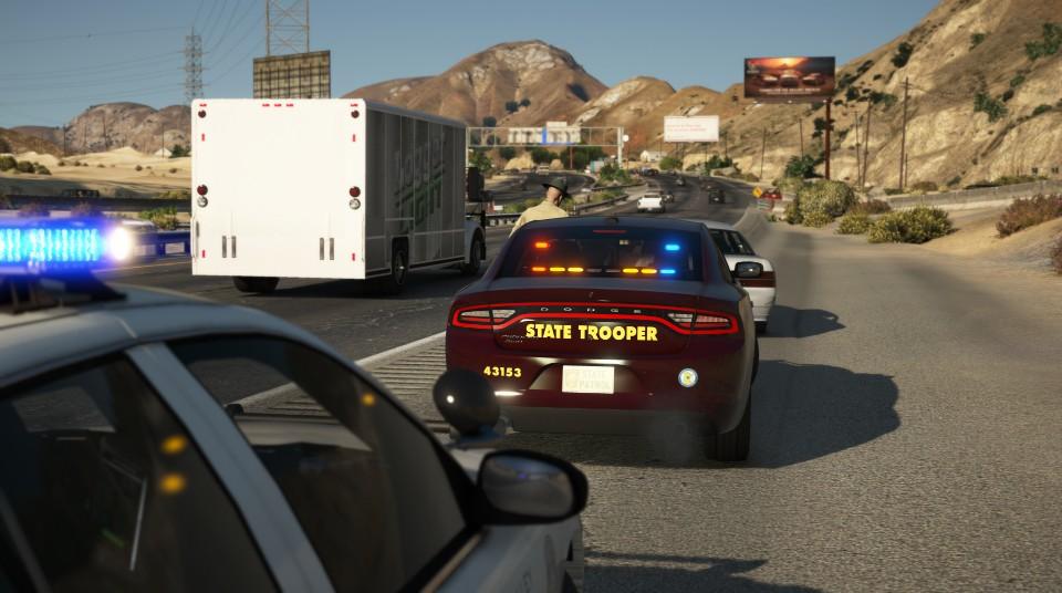 Multi-Agency Arrest
