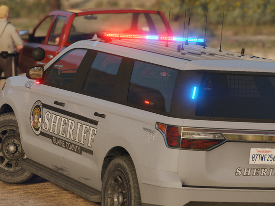 County Traffic Stop