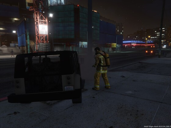 Los Santos Fire Department.