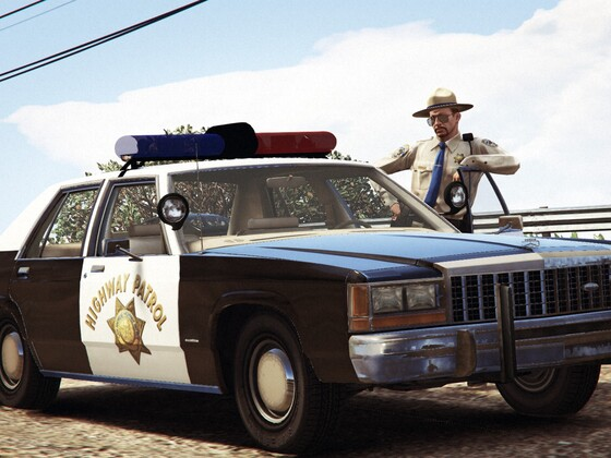 The Highway Patrolman