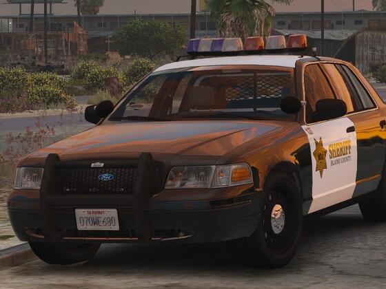 2006 Sheriff FCV
