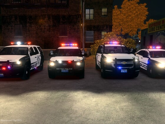 Next gen K9 and patrol cars
