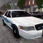 2011 Ford Crown Victoria Marked Patrol Unit