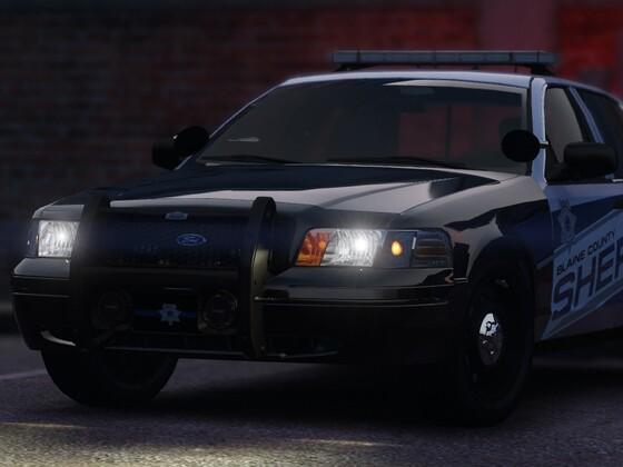 BCSD 2011 Ford Crown Victoria P7B