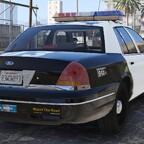 1998 Ford Crown Victoria P71- Los Angeles Police Dept