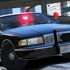 1995 Chevy Caprice 9C1- California Highway Patrol